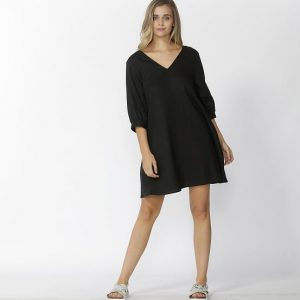 Marthe 3/4 Sleeve Dress