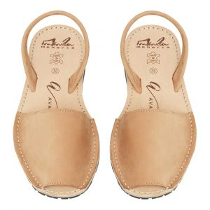 Children's Tan Nubuck