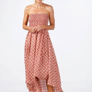 Paradise Strapless Dress